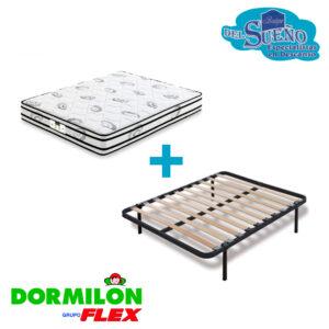 Pack colchón dormiblock más somier